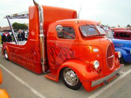 Ford Car Hauler by atomicgrape