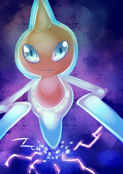 Rotom by Penlink