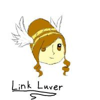 Avi Art for LinkLuver by poyoa