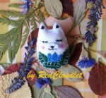 Flower Cat by RedCloudlet