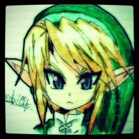 Twilight princess: Link by vocaloid02fan