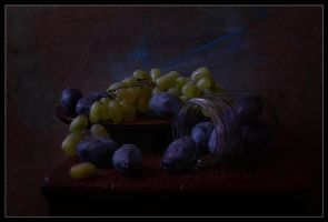 Plums mood by An-gora