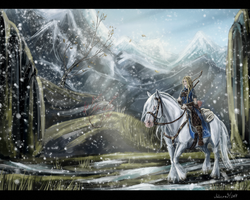 child of the North by whitecrow-soul