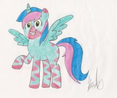 Lightning Chaser - Request by The-Bryce-Is-Right