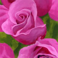 Roses by omelets4sqwerls
