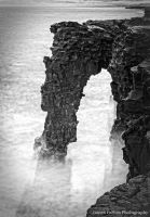 Kilauea Sea Arch by JForbes1701