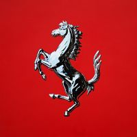 The Prancing Horse... by taurus1977
