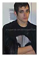 Mikey Way. by Clean-Me-Off