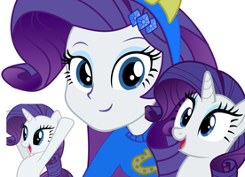 Rarity by Fluttershy-12