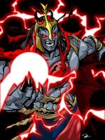 Mumm-Ra Finished by daledriven