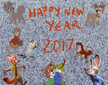 Happy New Year 2017 by Scamp4553