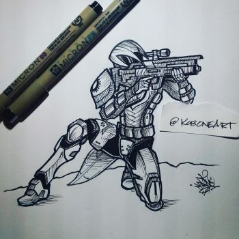 The MIDA touch by KobOneArt