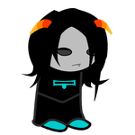 Holy Crap I made a Fantroll OTL by graphicalCatharsis