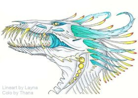 Laynas Dragon COLO CONTEST by Defonthana