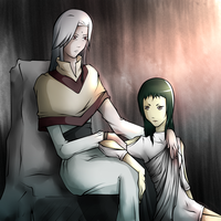 Light and darkness by Tsuranami