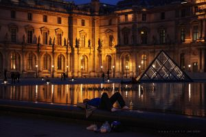 Parisien's end of the day by oscarsnapshotter