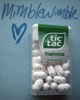 ___Tic Tacs__ by mimblewimble