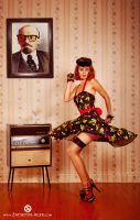Lenin dance by Elisanth