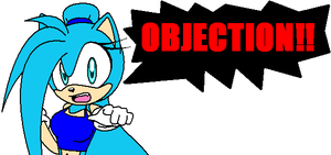 Objection BITCH. by BluIceyy