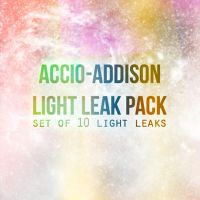 Light Leak Pack of 10  by accio-addison