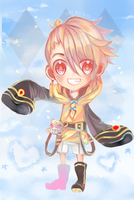 HZRD: Chibi Teo by yune-d