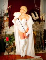 Emma Frost White Queen by CosplayButterfly