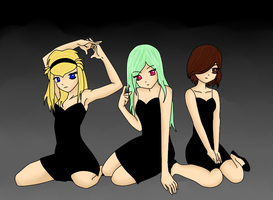 Women in black. by bexx-loxx