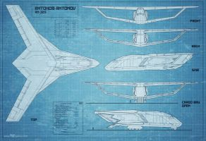 Antonov Blueprints by Rizo3d