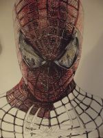 Spider-Man WIP #3 by callumford
