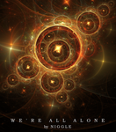 We`re all alone by Ni66le