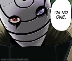 Naruto Manga 564 No one Tobi by Iv4a4u