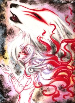 song.of.amaterasu by TonomuraBix