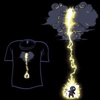 Woot Shirt - Love Shock by fablefire