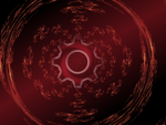 Gear Wallpaper RED by KburnsF