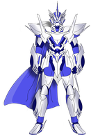 White Knight Solomon by IvanProwler