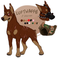 Luftwaffe by Kiboku