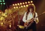 Brian May by aerinvena