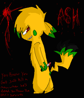 Cant just kill a man by AshMewtwo
