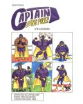 Activity page, Who's the Captain by marcgosselin