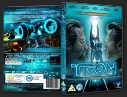 TRON-Legacy DVD Custom by FlashFormula