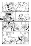 Doctor Who - The Tenth Doctor #12 page 6 by eloelo