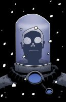 Mr. Freeze colors by BankyStar