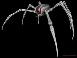 Mech Spider - Ver 0.3 by bluespeed9