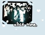 alice nine. white prayer. by Torashi