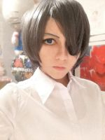 Ciel cosplay for AX by TheUndertakersKitty