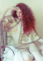 Magpie Darling Magazine: 4 by caitlinbellah