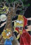The Simpsons by andrea2004
