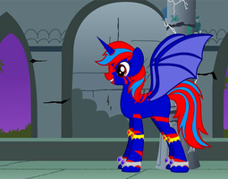 Sadie The Alicorn (ReDone) by MincraftMegaAbsray