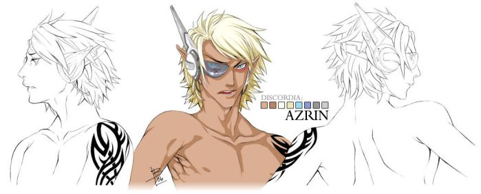 Discordia: Azrin Design '06 by offcolor