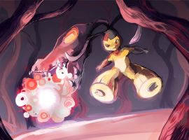 a mawile by Garmmon
